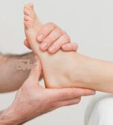 umflarea glezna piciorului stâng
