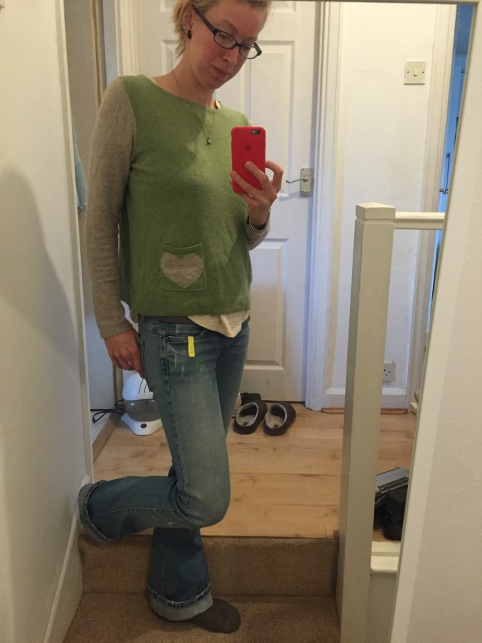 Outfit of the Day | 20/10/2016 | Sarah Irving | Susty Meals