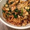 Roasted Pumpkin, Spinach and Walnut Spaghetti | Pumpkin Recipes | UK | Sarah Irving | Susty Meals