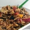 Quick and Easy Two-Pot Vegan Orzo | Easy Vegan Recipe | Vegan pasta Recipe | 30 minute meals vegan | Sarah Irving | Susty Meals | Vegetarian Food Blogger | Vegan Food Blogger | Manchester Food Blogger