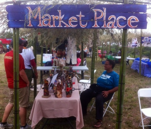 Pop Up Market Place