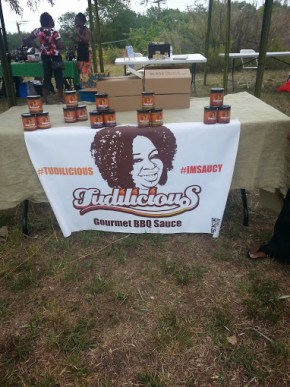 Vendor Participant: Tudiliscous Natural BBQ Sauce
