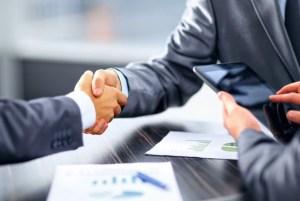 contoh surat perjanjian agen atau distributor mou