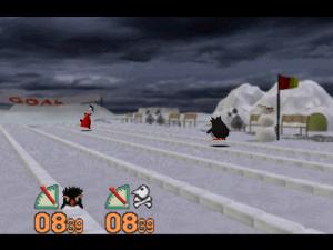 Iwatobi Penguin Rocky Hopper game