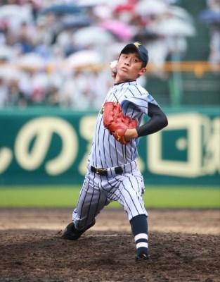 吉田凌投球