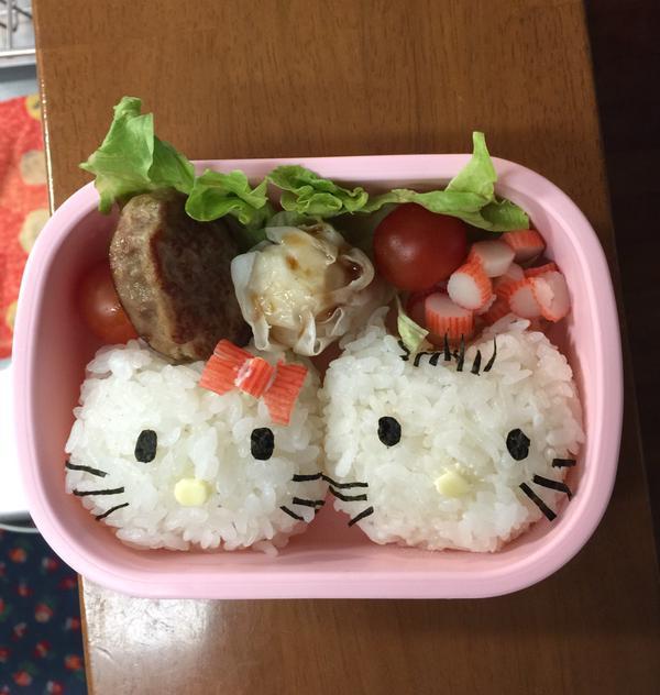 尾関キャラ弁キティ