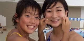 池江選手と持田選手
