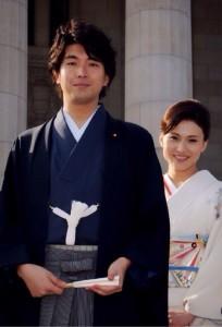 金子恵美結婚