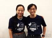 SUTD 2D Designette Professors, Prof. Yang Hui Ying and Prof Lee Chee Huei.