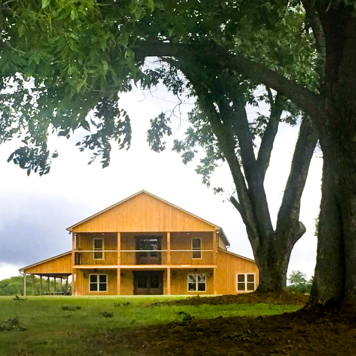 Sutherlin Barn wedding venue in southern va