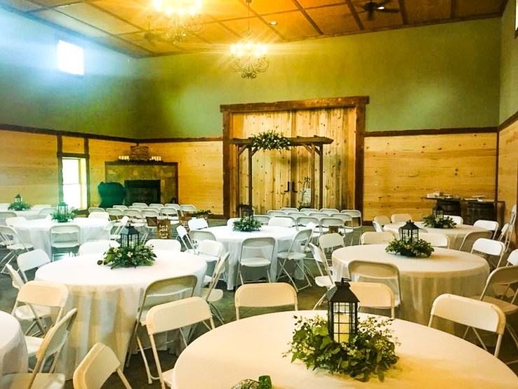 Sutherlin Barn | Wedding & Event Venue | Barn Features