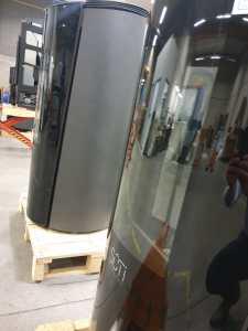 Sûti | Poêle à granulé design | Production et assemblage