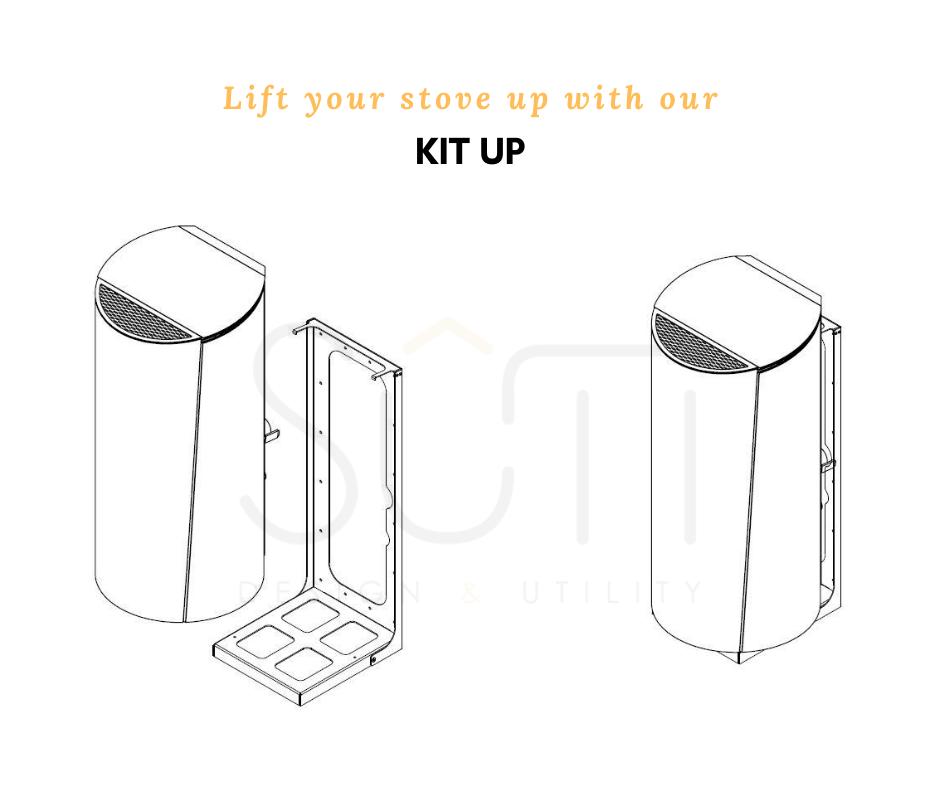 Sûti | Design pellet stove