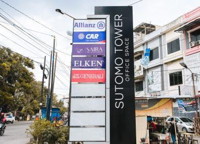 Akses ke Pusat Kota Hanya Beberapa Menit scaled - Sutomo Tower - Sewa Kantor Medan