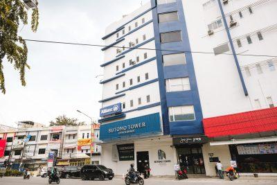 Buka 24 Jam scaled - Sutomo Tower - Sewa Kantor Medan