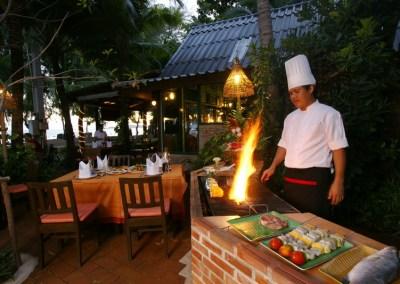 ร้านอาหารไทย ชลบุรี
