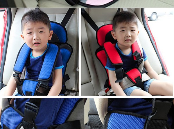 ที่นั่งสำหรับเด็กในรถยนต์