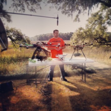Charleston South Carolina - Aerial Cinematography and the Vidmuze Multi-rotor Tutorial Series with James Suttles