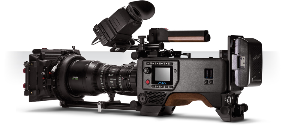 AJA CION – Thoughts on the pros and cons of AJA's new 4K camera