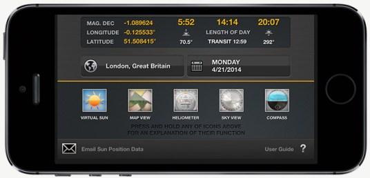 helios-sun-tracking-app-screenshot1
