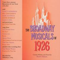 The Broadway Musicals of 1926