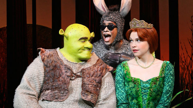 Sutton Foster | Theatre | Shrek The Musical