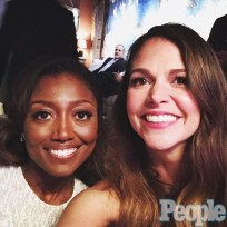 The one and only Patina Miller!