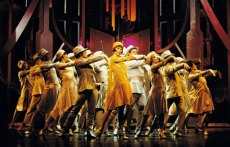 Sutton Foster in Thoroughly Modern Millie