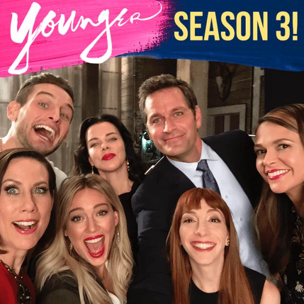 Younger Season 3