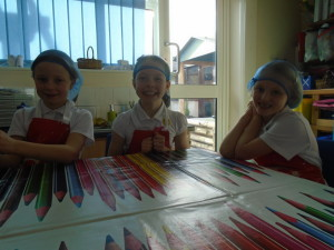 Bread, assembly and bows and arrows 009