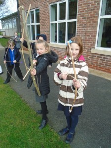 Bread, assembly and bows and arrows 057