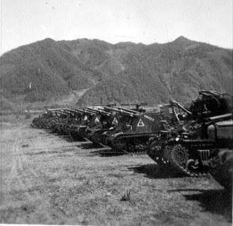 C Battery Howitzers