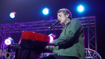Ben Rector, American singer, songwriter and musician, performed to a crowd of well over 1500 people in the American First Credit Union Event Center on Oct. 3.