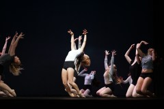 Orchesis Modern Dance Company performs a Contemporary dance.
