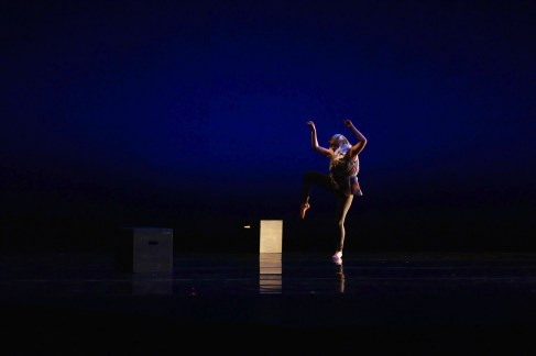 SUU CPVA students perform Atlas by Parker Hess.