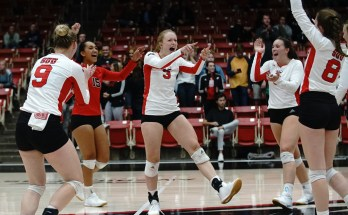 SUU Volleyball