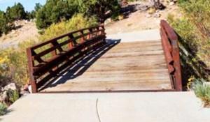 cedar hiking
