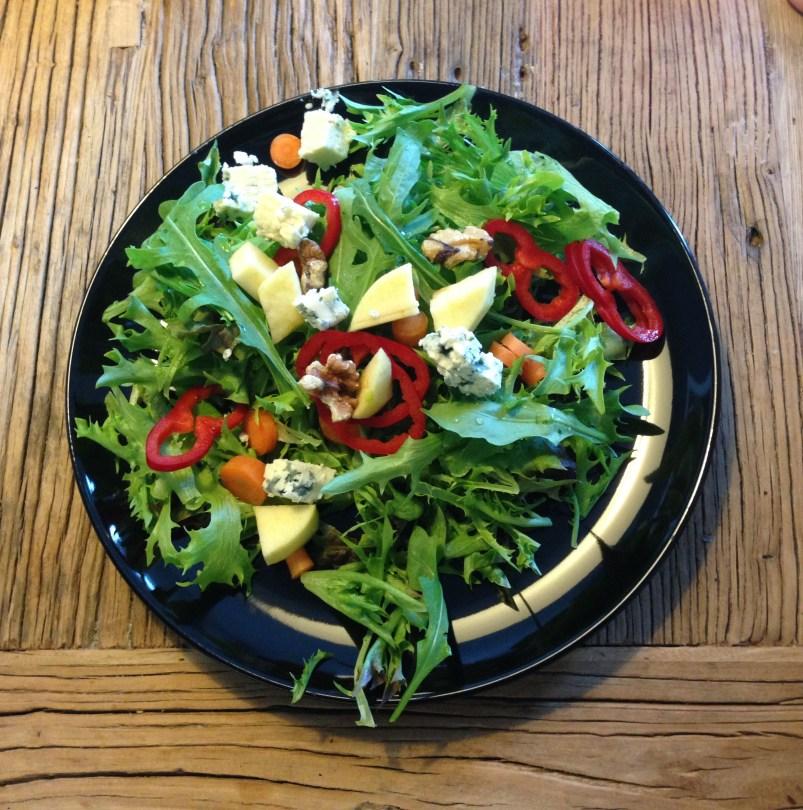 Tre colore -salaatti