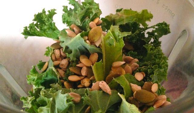 Salaatti nro 95 – lehtikaalismuutti tavaksi