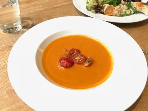 Tomaattikeitto