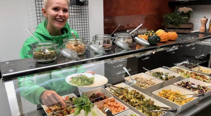 Lounasvierailu: M-Kitchen, Aboa Vetus ja Ars Nova