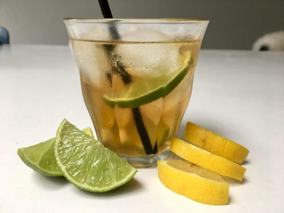 Zomerse drankjes #5: ijsthee maken met Rituals thee!