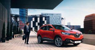 2018 Renault Kadjar front