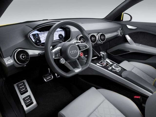 2019 Audi Q4 interior - 2019 and 2020 New SUV Models