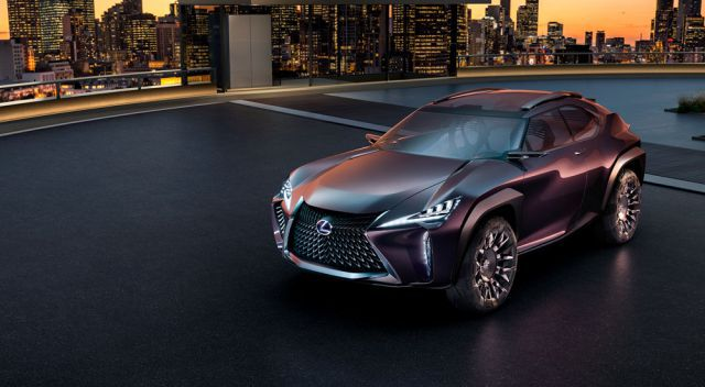 2019 Lexus UX SUV Concept - 2019 and 2020 New SUV Models