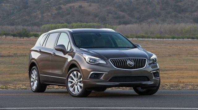 buick envision specs     suv models