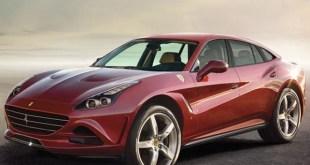 Ferrari SUV is Under Consideration