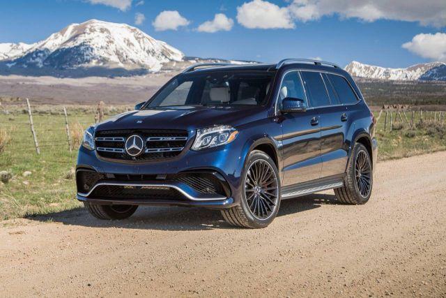 2018 Mercedes-Benz GLS 63 AMG - 2019 and 2020 New SUV Models