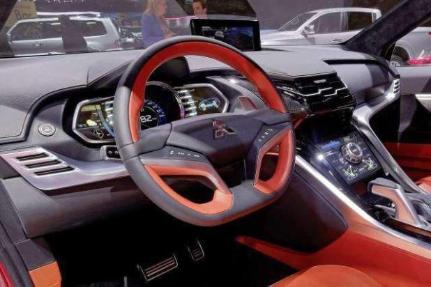 2018 Mitsubishi ASX EVO interior