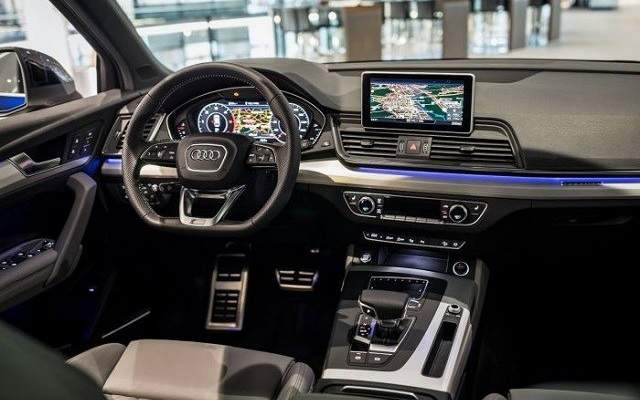 2019 Audi Q5 interior - 2019 and 2020 New SUV Models